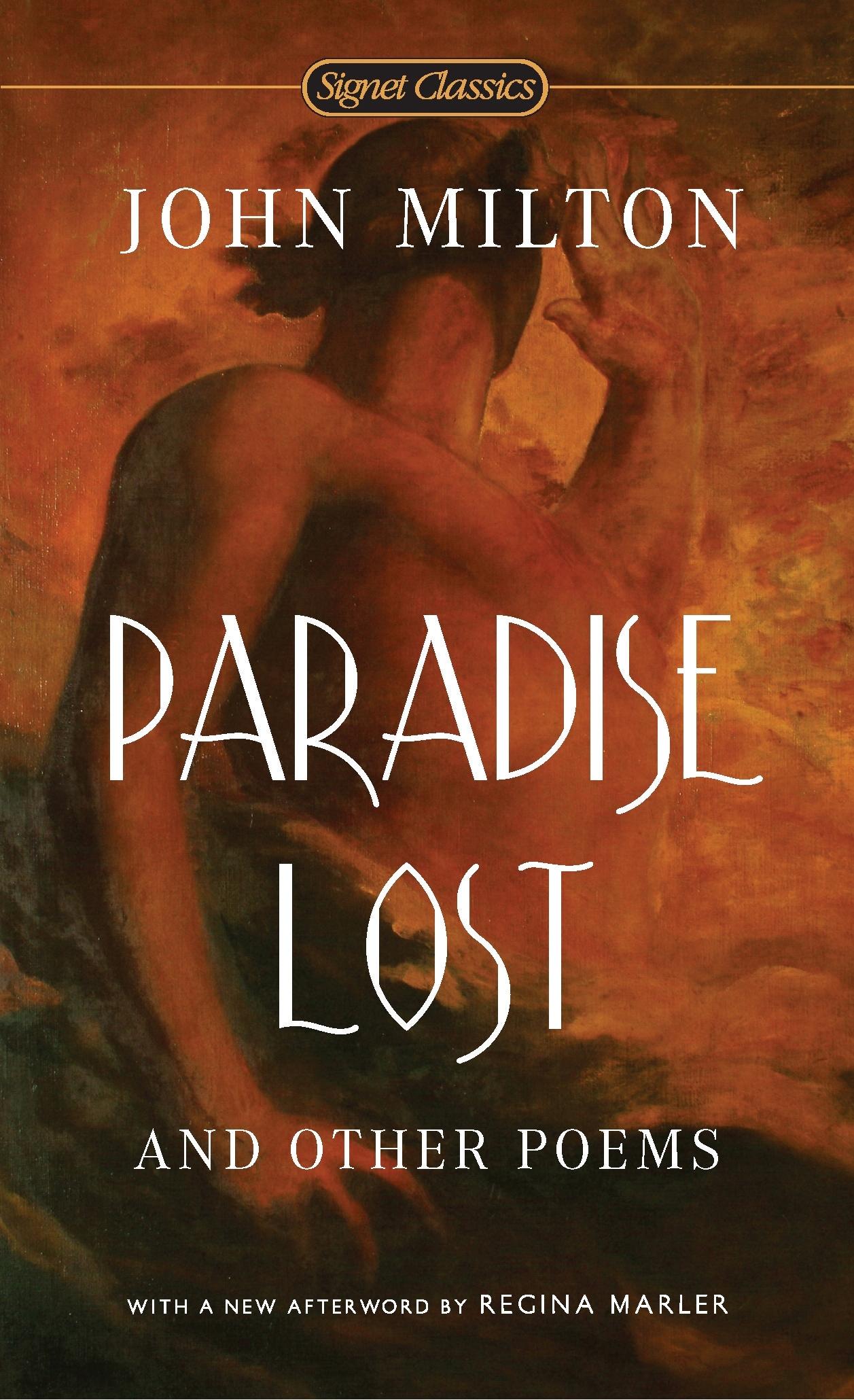 John Milton Paradise Lost Book Covers