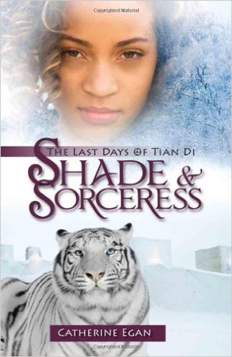 3 Shade And Sorceress By Catherine Egan