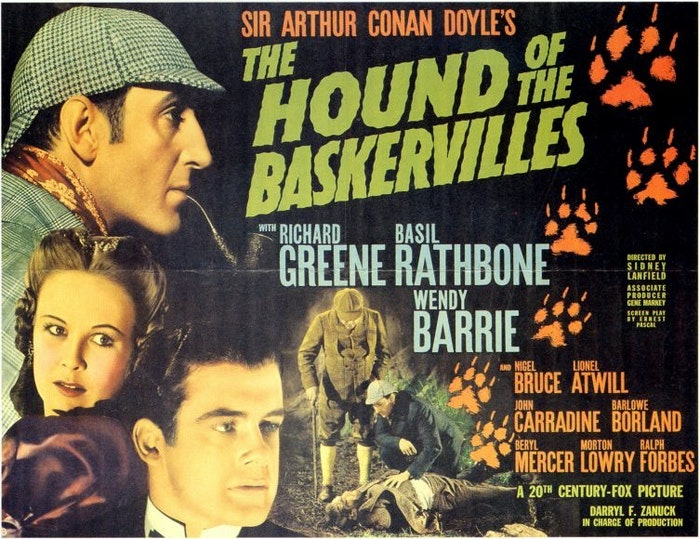 compare movie and book hound of the baskervilles You could certainly make a case for the hound of the baskervilles as the  to  spice things up, the film does deviate from doyle's source novel.