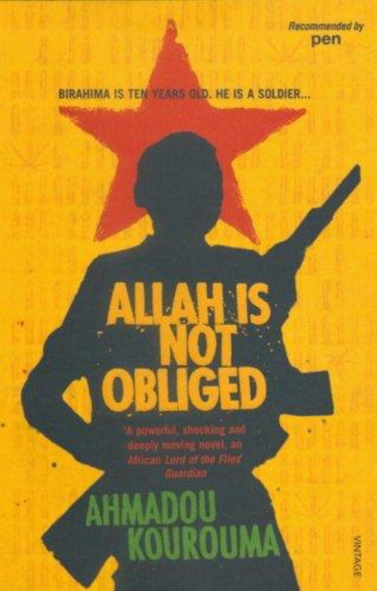 is beasts of no nation based on a true story it s inspired by allah is not obliged by ahmadou kourouma