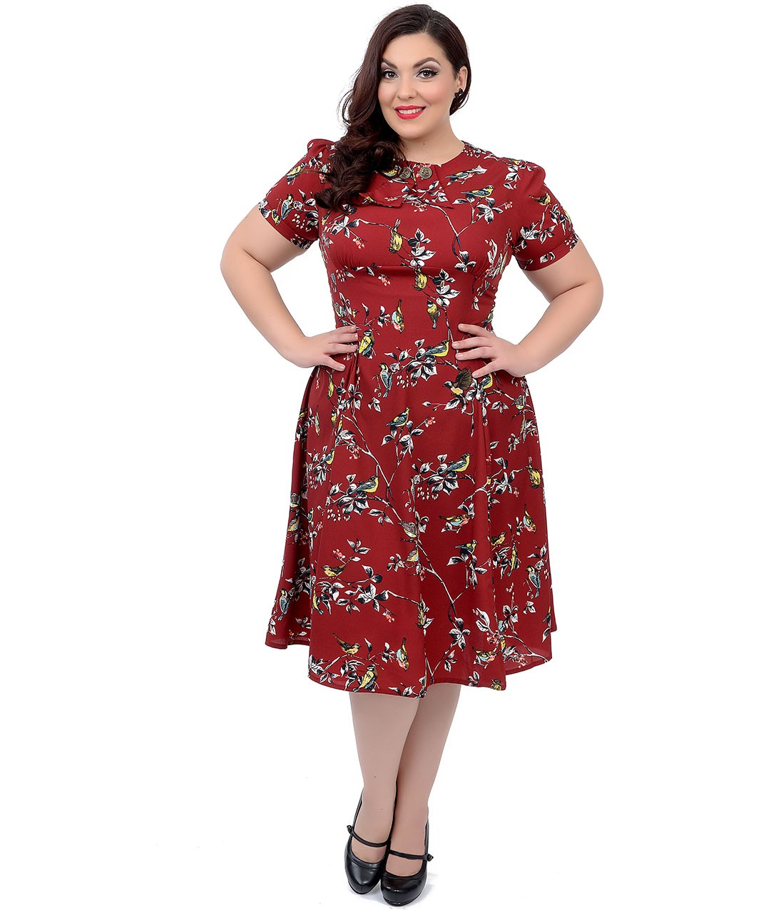 33 Plus Size Dresses To Wear On Valentine\'s Day — No Matter ...