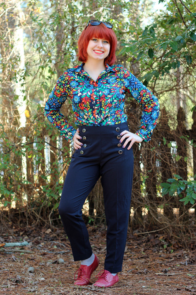 Women's Clothing New Isaac Mizrahi Patterned Black Tights Sz S/m