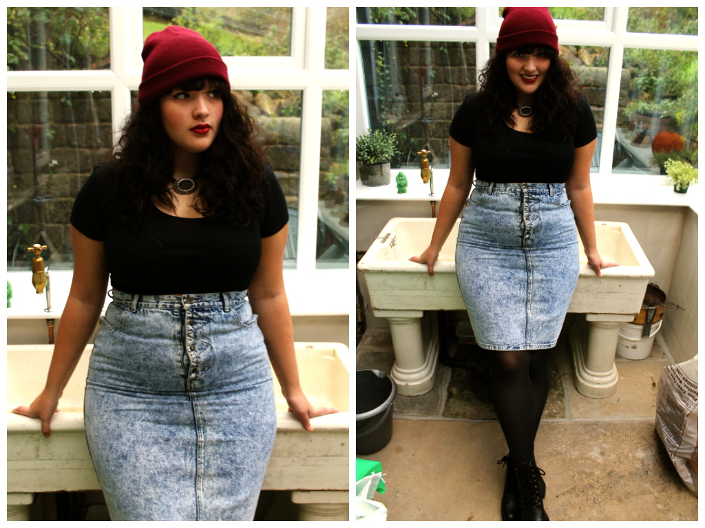 4 90s Trends For Plus Size Ladies To Try