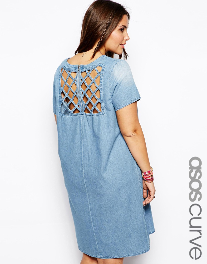 27 Plus Size Denim Items That\'ll Make You Totally Reevaluate This ...
