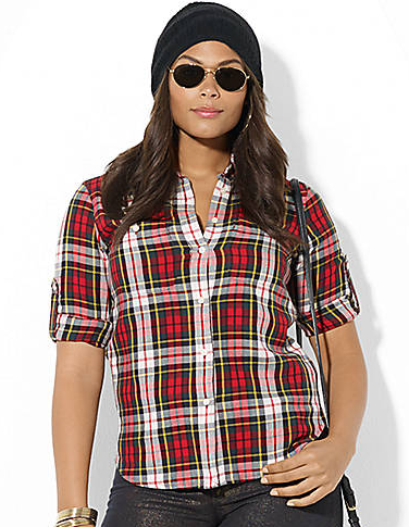 8ab8880061 4 '90s Trends for Plus-Size Ladies to Try