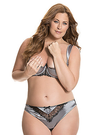Yes Plus Size Women Can Wear Lingerie 13 Gorgeous And