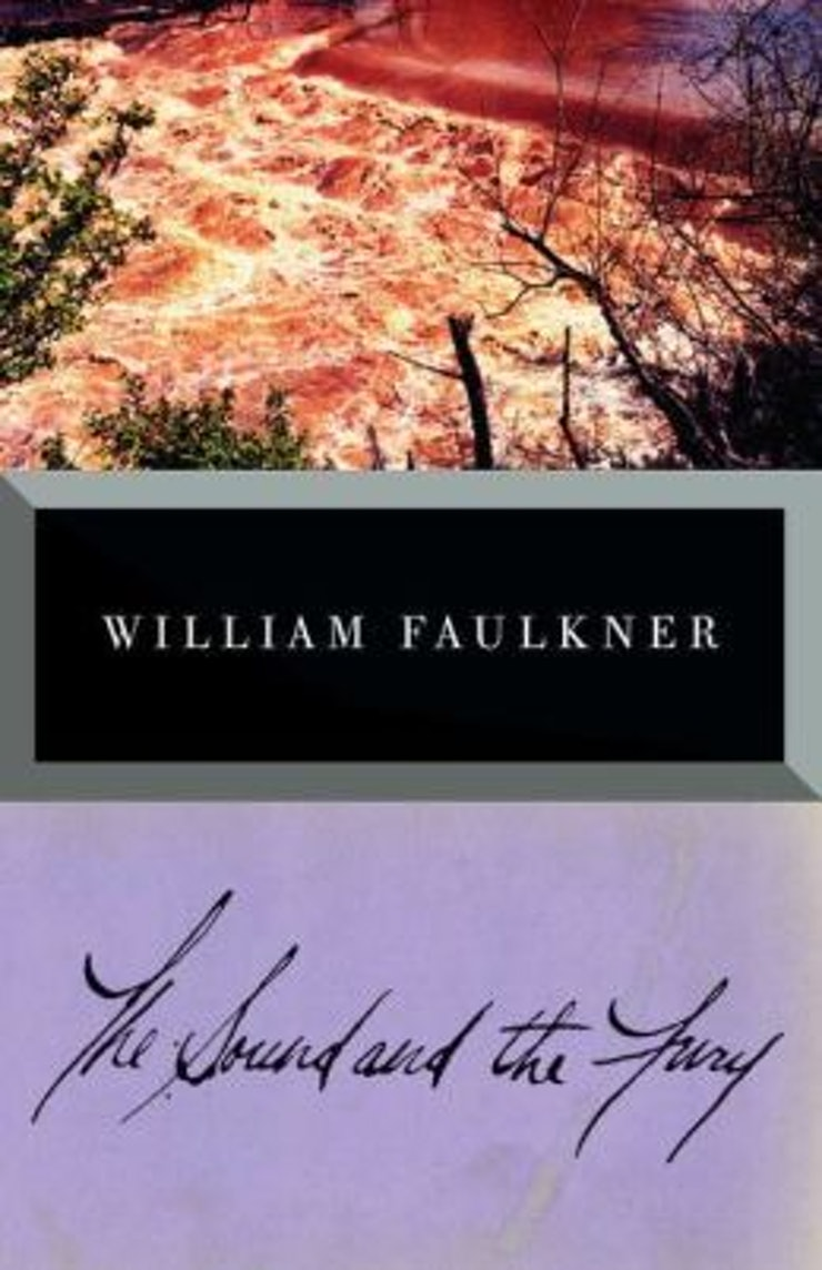 difficult books for serious readers to challenge themselves the sound and the fury by william faulkner