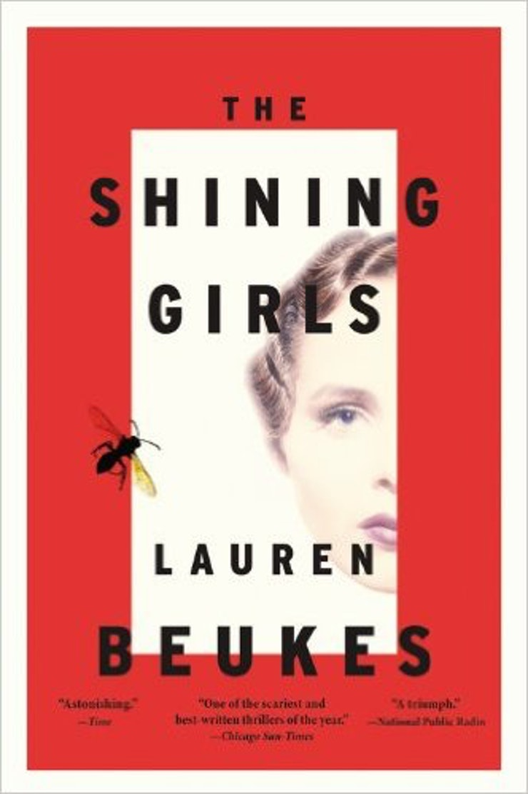 The shining girls is about harper curtis a time traveling serial killer whose actions are controlled by a haunted house one of his victims named kriby