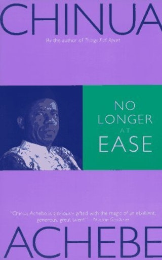 No longer at ease by chinua achebe pdf995