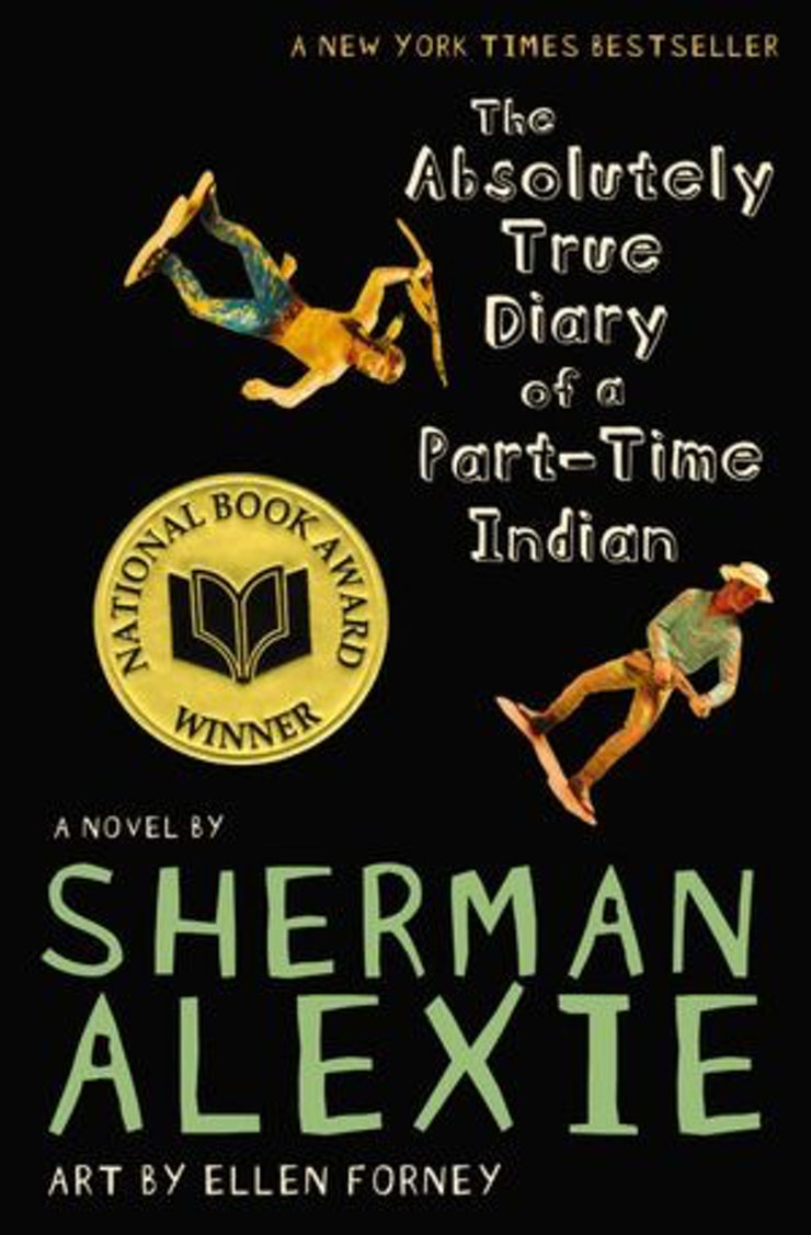 the ya book you must based on your myers briggs personality type due to that sherman alexie s autobiographical ya novel the absolutely true diary of a part time