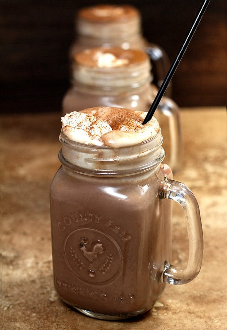 Which Alcohol Goes Best With Hot Chocolate? Here's How To Spike ...