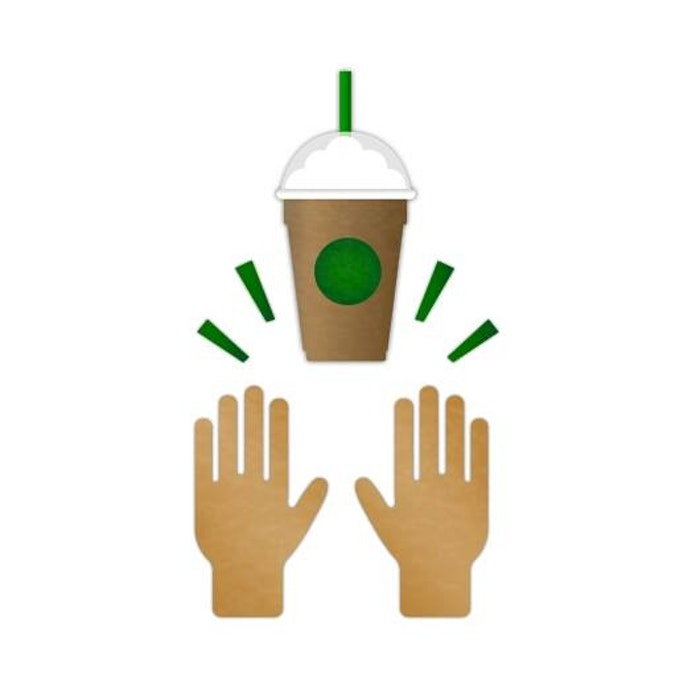 A Starbucks Emoji Keyboard Exists Now Finally Giving Us A
