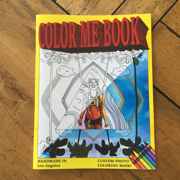 we are going to be reaching out to charities brands and artists to collaborate and make limited edition color me books - Color Me Books