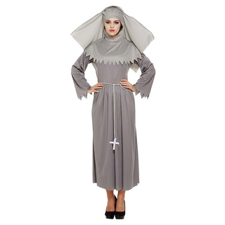 Last minute 39 game of thrones 39 shame nun halloween costume for Mobilya megastore last minute