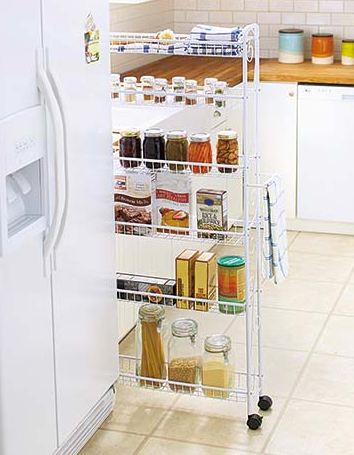 11 Kitchen Storage Hacks That Just Might Change Your Life Bustle