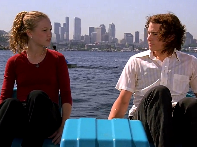 A List Of Quotes From 10 Things I Hate About You That: Behind-The-Scenes Secrets From '10 Things I Hate About You