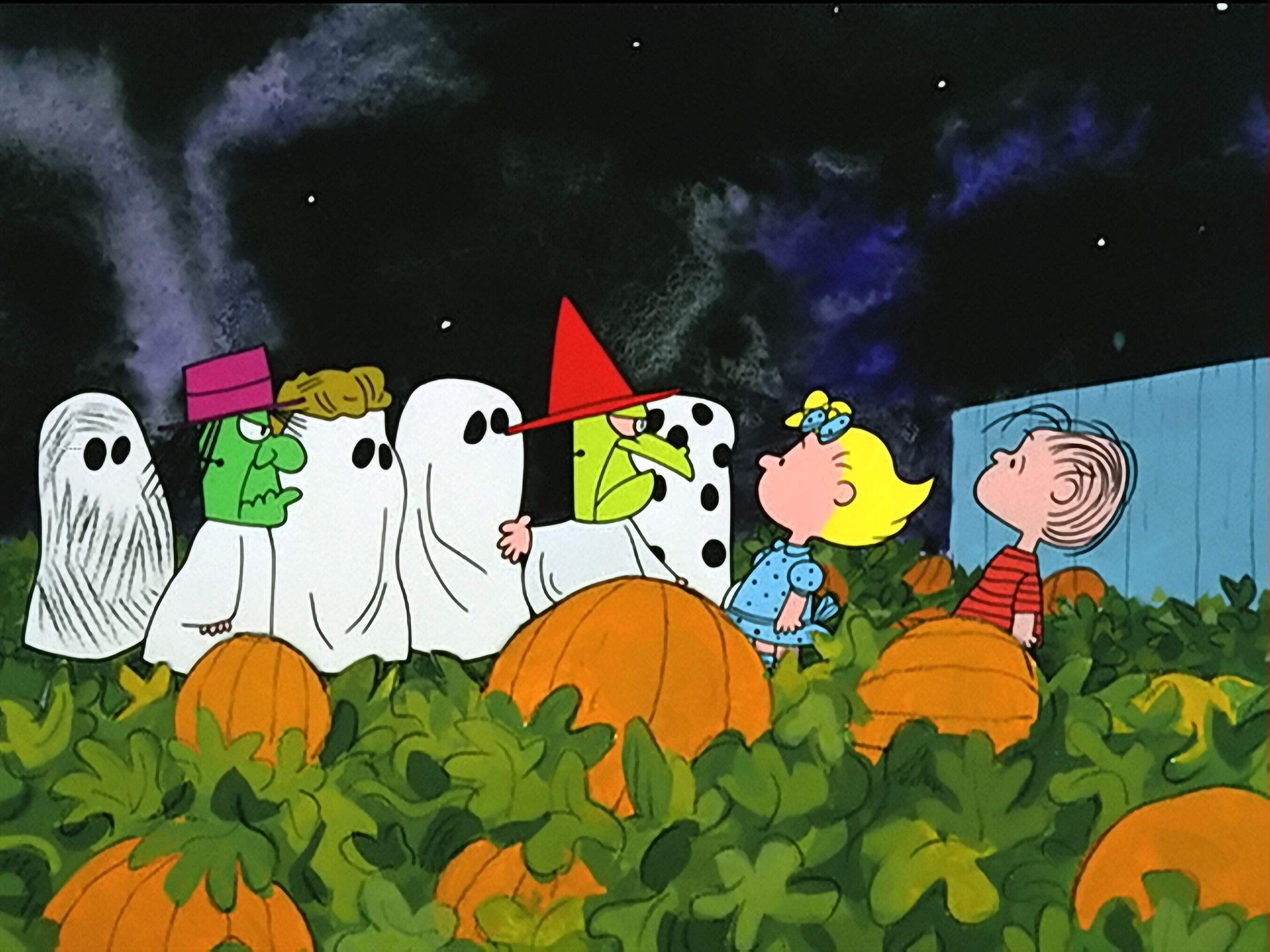 21 Things You Never Noticed About 'It's The Great Pumpkin, Charlie ...