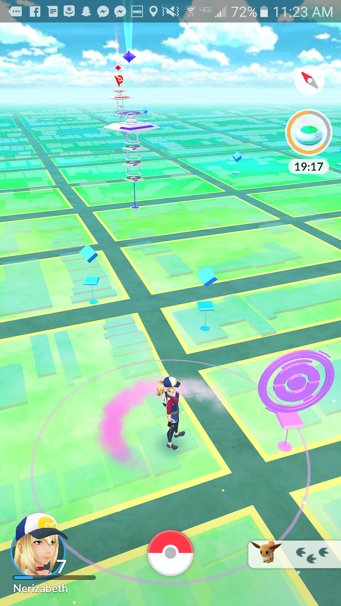 how to catch pokemon in pokemon go using lure modules incense tracking and more bustle. Black Bedroom Furniture Sets. Home Design Ideas