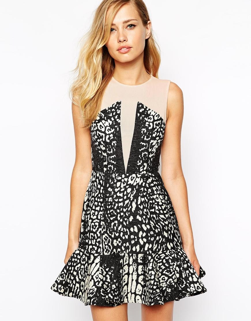 H m white dress  1040