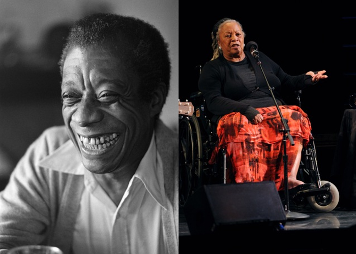 a comparison between james baldwin and toni morrison James arthur jimmy baldwin (august 2, 1924 – december 1, 1987) was an american novelist and social critichis essays, as collected in notes of a native son (1955), explore intricacies of.