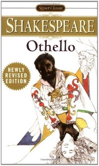 erotic jealousy in the love triangle in shakespeares othello When he realizes he is part of the same triangle with another man, and each of the two women has had sex with the two of them one of my favorite moments of jealousy in literature shakespeare, othello.