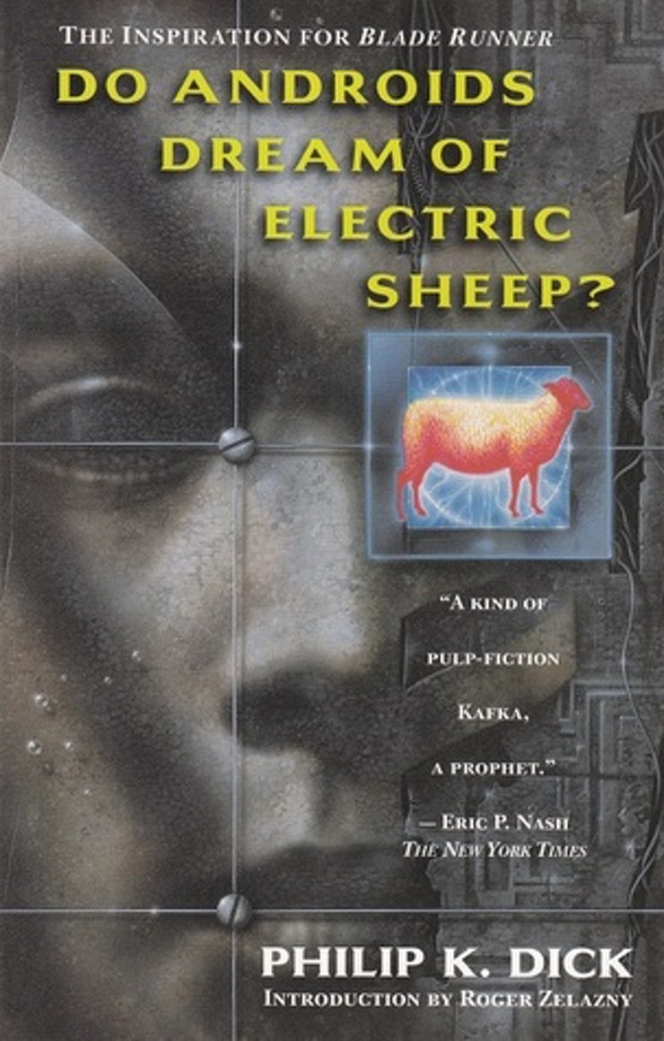 non improv books every improviser will love do androids dream of electric sheep by philip k dick