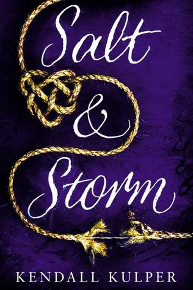 Salt & Storm By Kendall Kulper (little, Brown Books For Young Readers;  Sept 23)