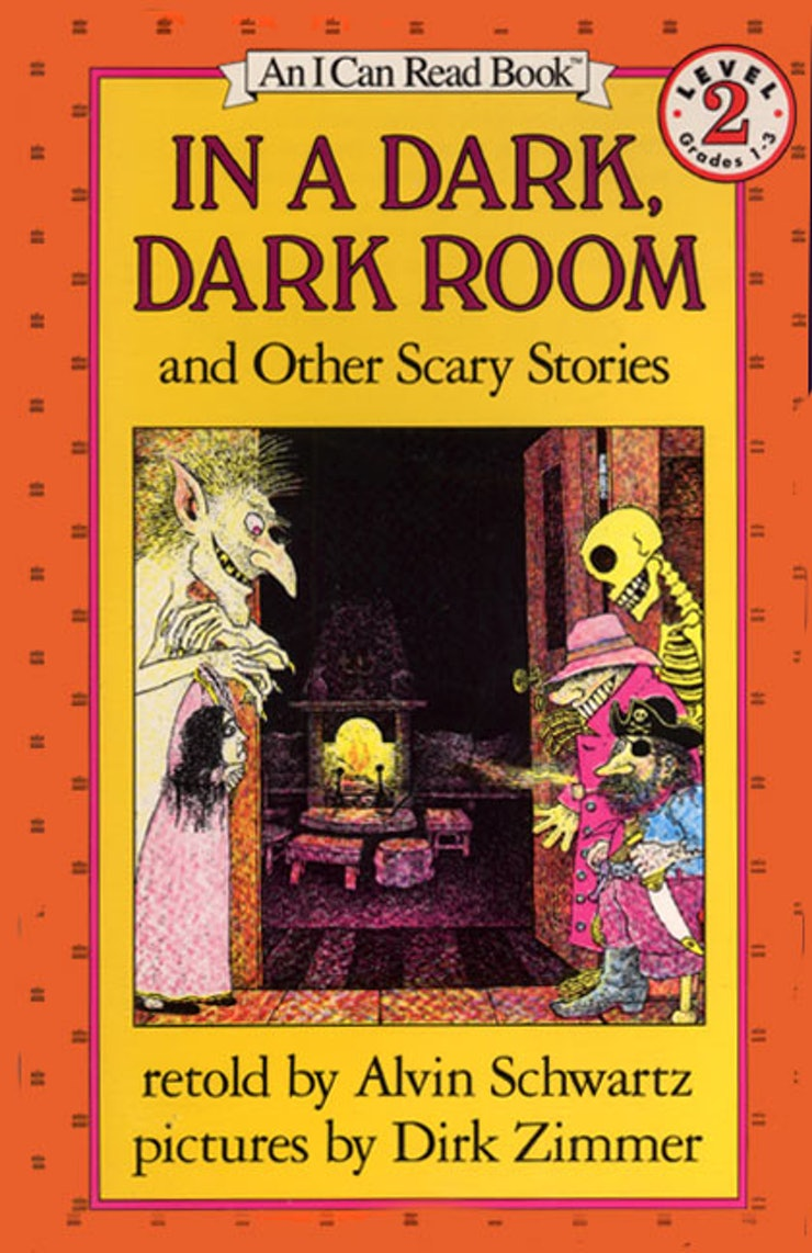 the best halloween books from childhood that will still scare oh alvin why did you try so hard to make us not be able to sleep at night his allegedly tamer collection of scary stories in a dark dark room was still