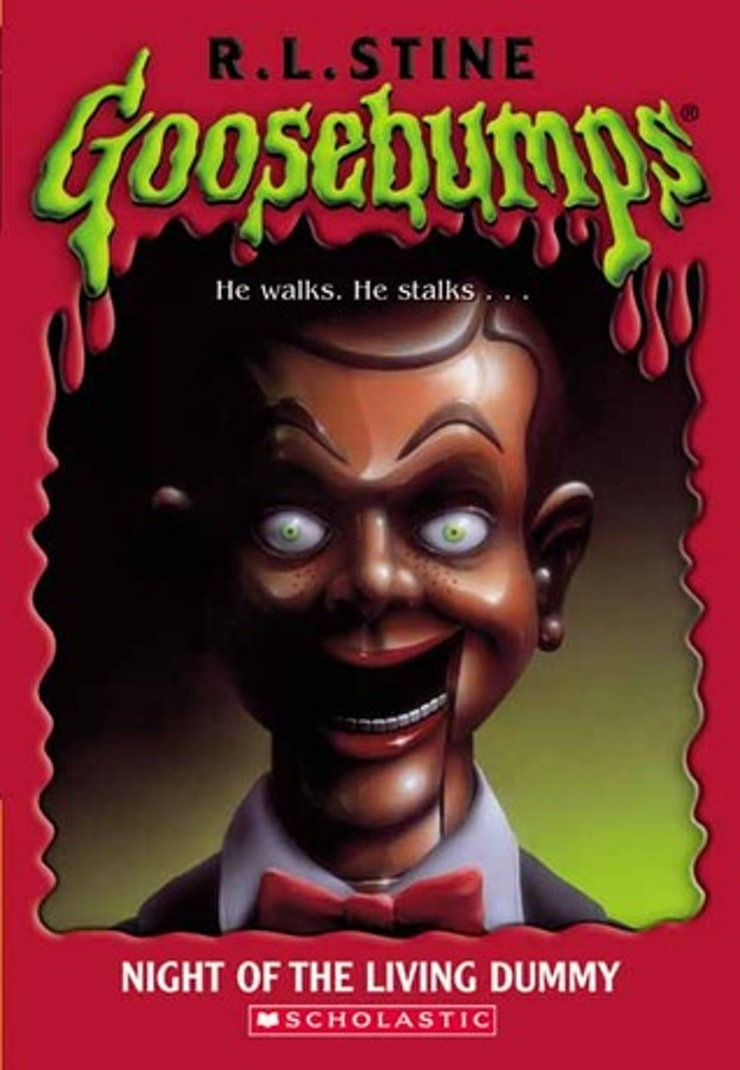 RL Stine Is Tweeting a Halloween Story, and We Want These 8 ...