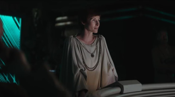 Image result for rogue one mon mothma