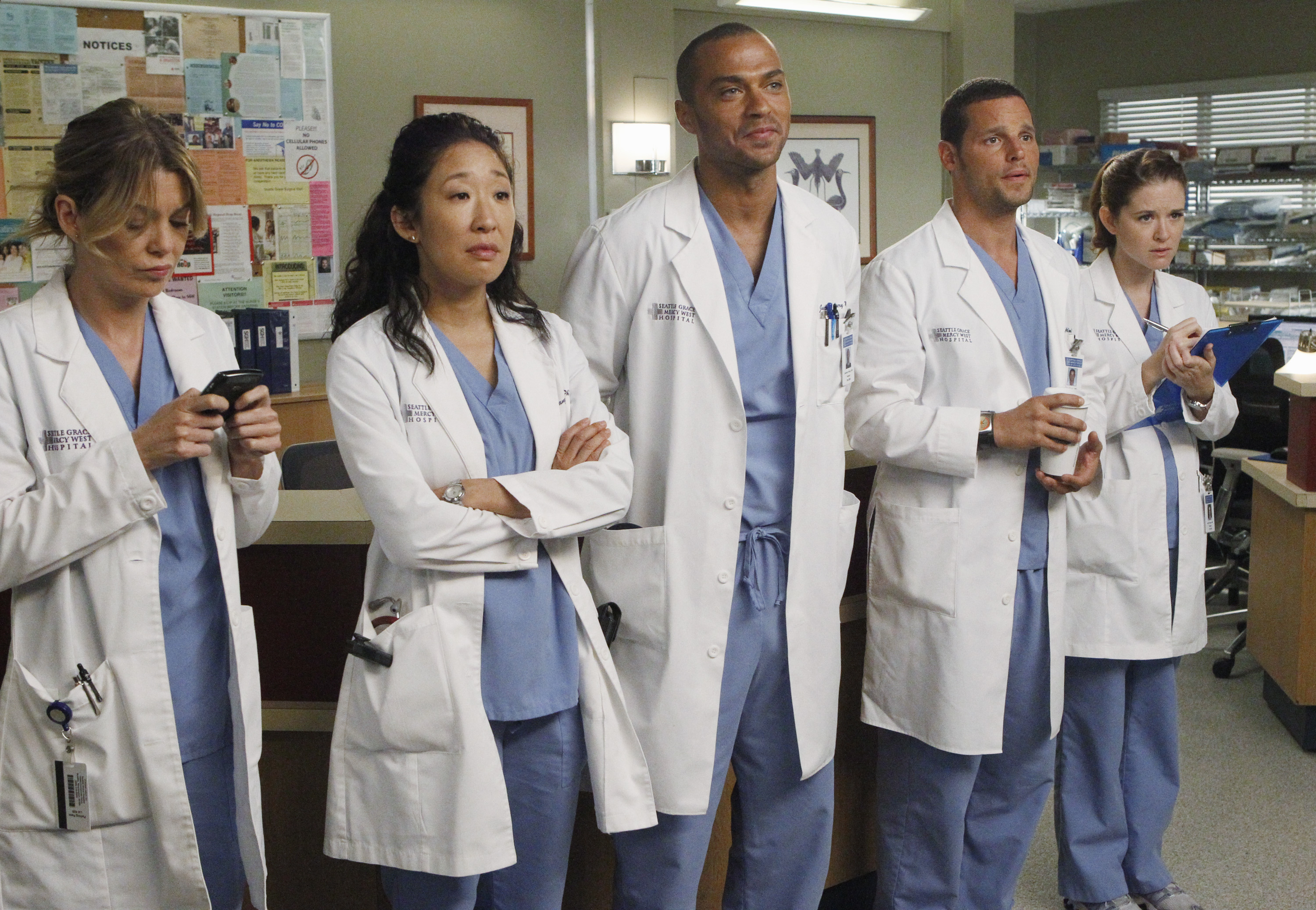 11 Things That Hit My Feels From \'Grey\'s Anatomy\'