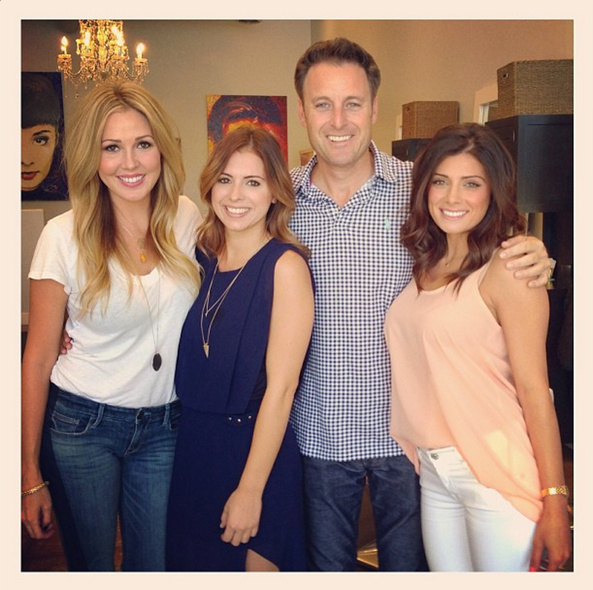 is chris harrison dating selma alameri 'obviously we're allowed to date in our culture we sort of keep it secret from everyone' chris harrison, the host of the bachelor, elaborated on miss alameri's refusal to kiss lowe, telling entertainment weekly: 'selma is iraqi she was born muslim i don't believe she is now, but her family is, and they're.