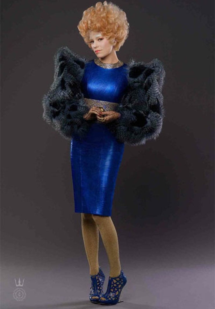 How to Dress As 'The Hunger Games' Effie Trinket For Halloween So ...
