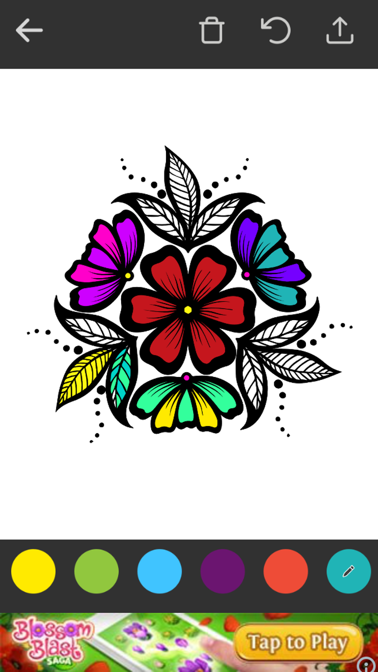 5 coloring book apps that put artistic stress reduction at