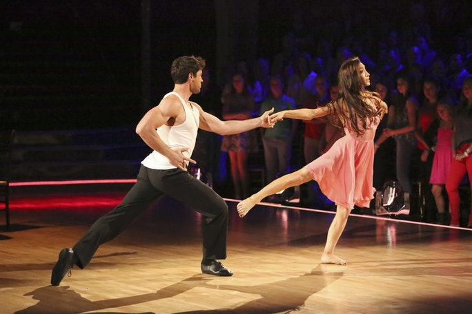 Maksim Chmerkovskiy Meryl Davis Declare We Re Not: Are 'DWTS' Maksim Chmerkovskiy & Meryl Davis Getting
