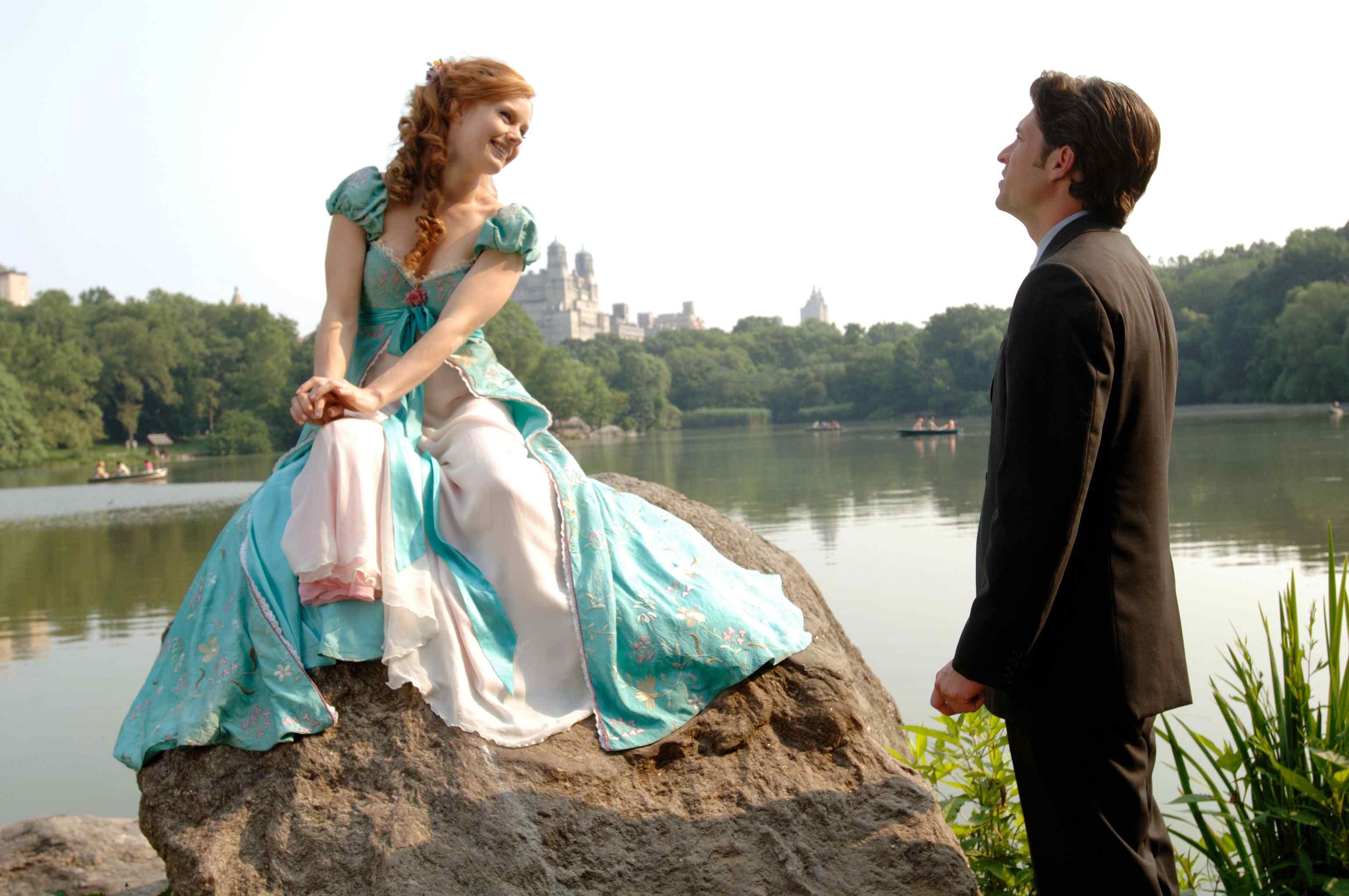 'Enchanted' Sequel Lands New Director in Adam Shankman