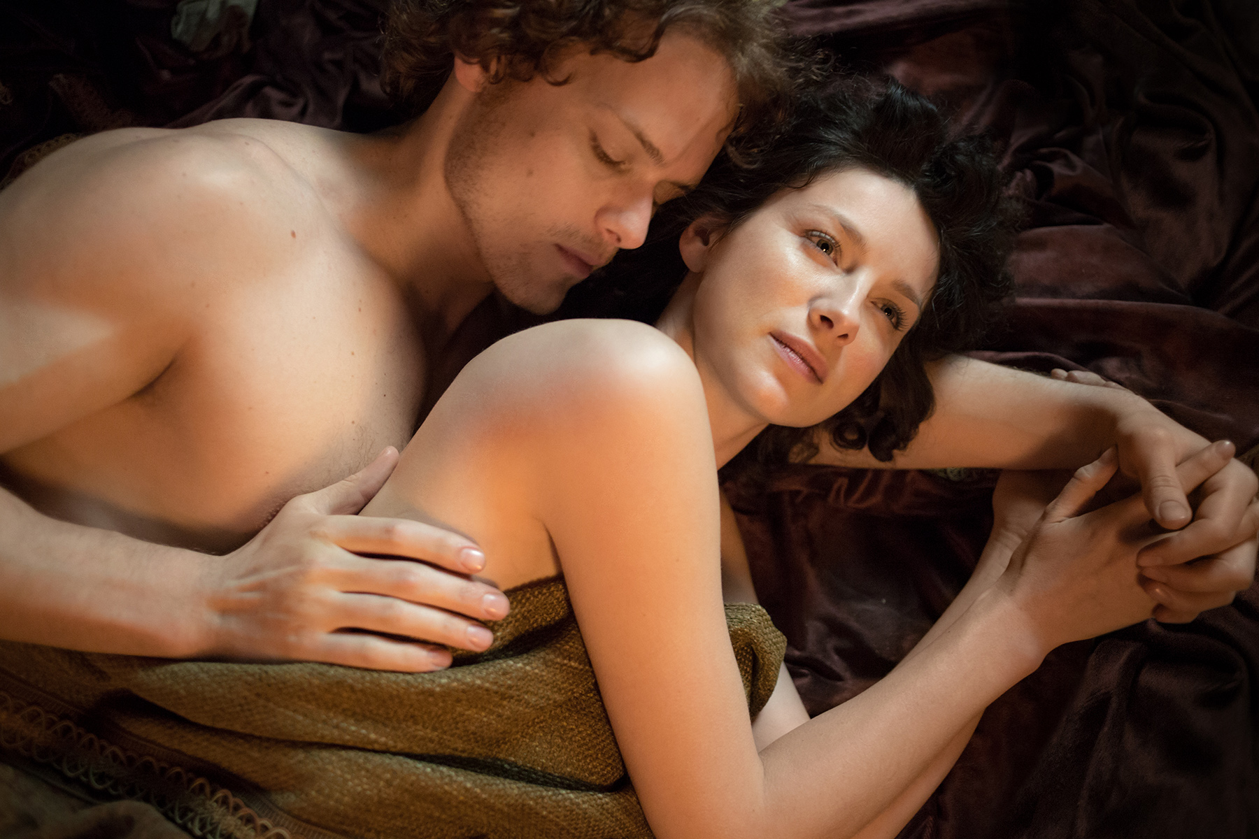 Balfe heughan not dating 9