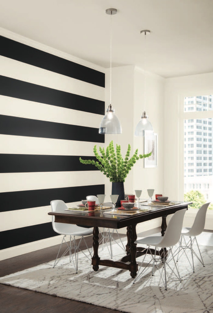 How to paint your walls to make any space look bigger bustle - Paint colors to make a room look bigger ...