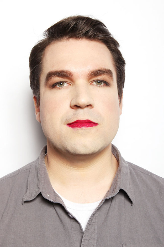 Man Wearing Makeup Experiment From BuzzFeed Proves We're Still Not ...