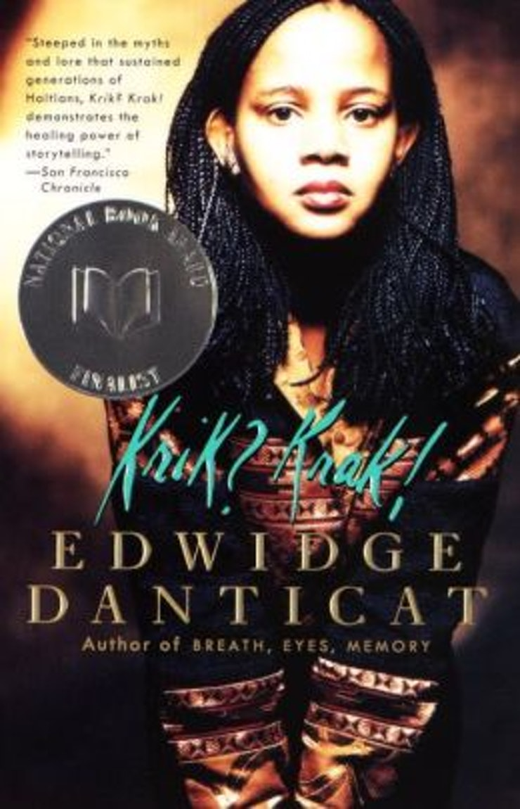 17 books we should all give our moms to because there s krik krak by edwidge danticat
