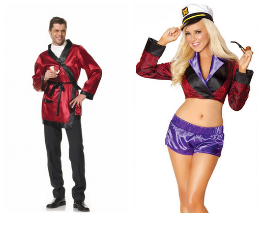 15 Men's and Women's Halloween Costumes Reveal Some Scary Sexism