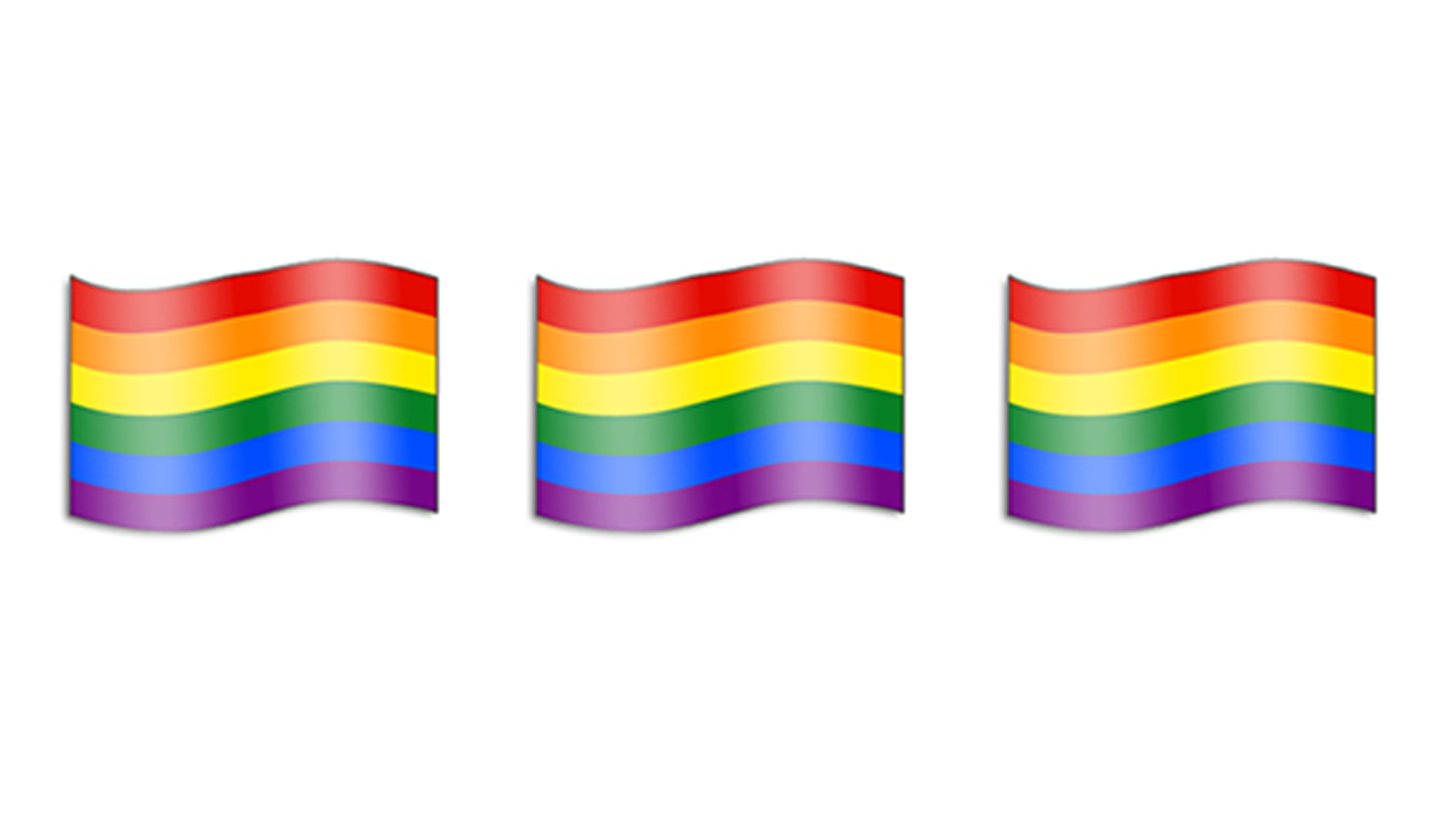 Wheres the rainbow pride flag emoji why the iconic gay rights wheres the rainbow pride flag emoji why the iconic gay rights symbol should be on our phones biocorpaavc