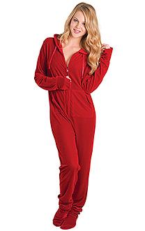Sexy footie pajamas