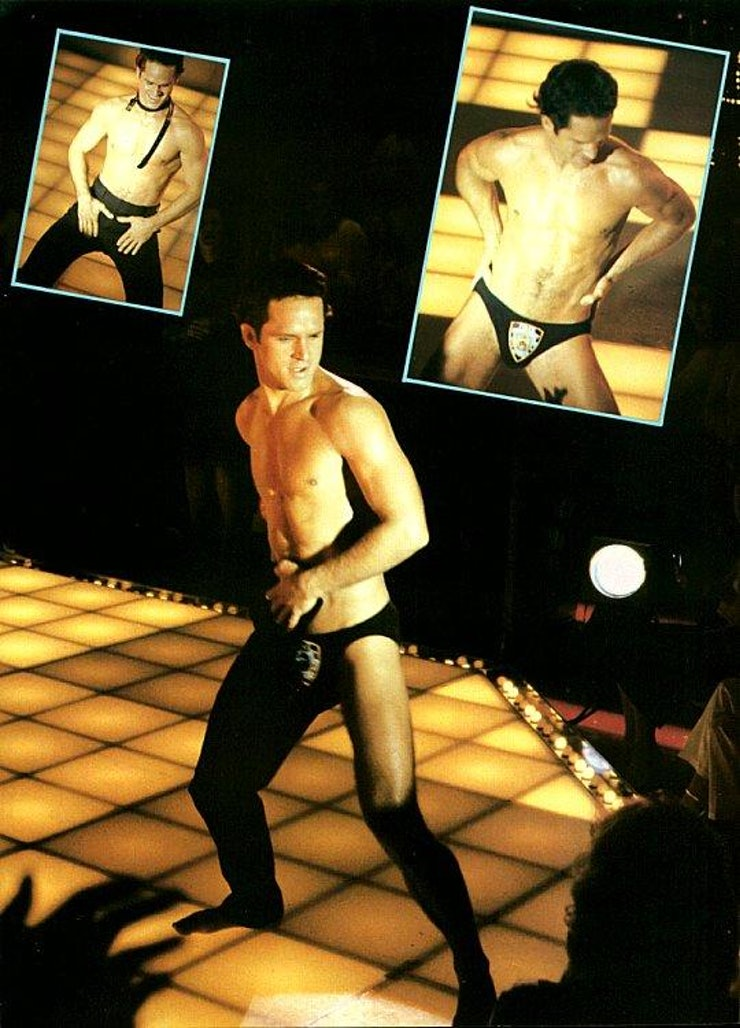 Nude Male Stripper Video 11