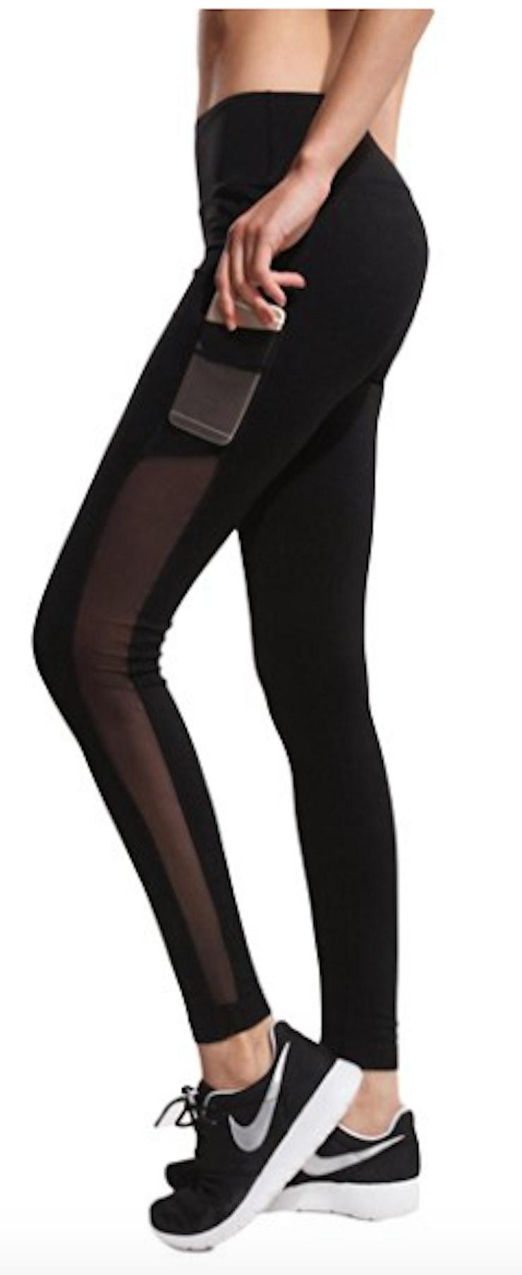 14 Stylish Workout Pants & Leggings With Pockets
