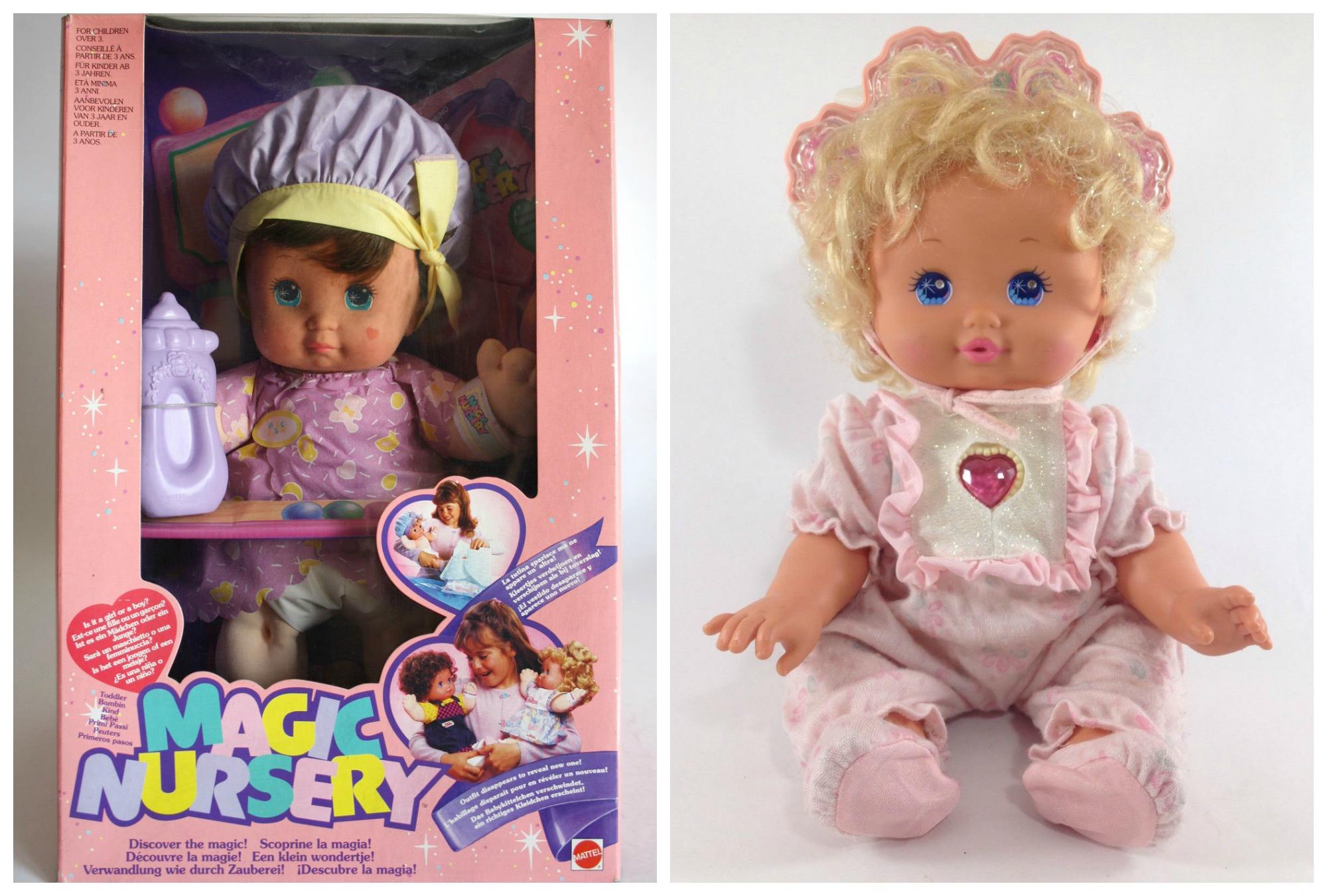 13 Dolls From The 90s You Totally Forgot About Because Sally