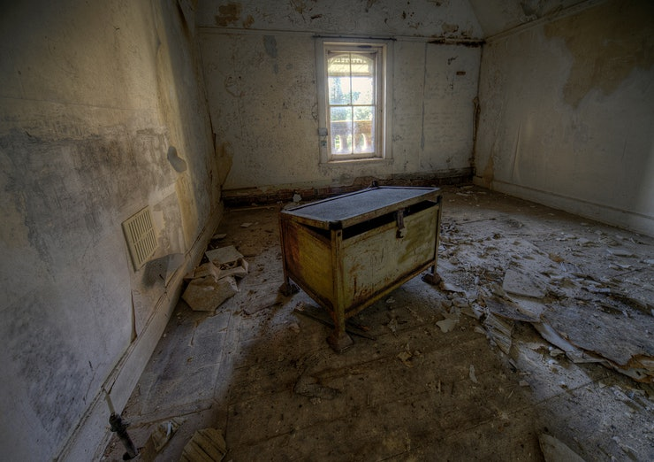 creepy attic door 10 classic urban legends that scared the pants off us when we were