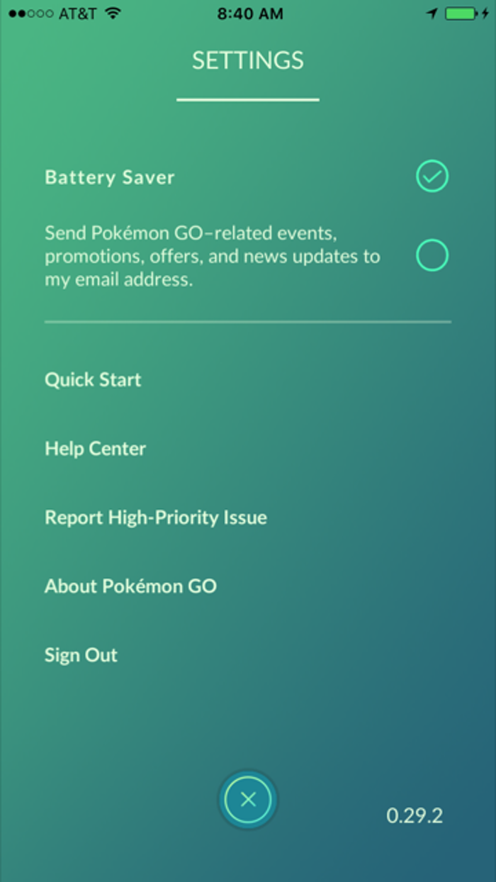 how to change from gmail to pokemon trainer club account