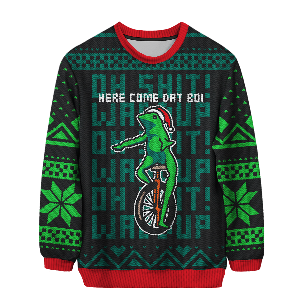 7 Meme-Themed Ugly Christmas Sweaters That Will Remind You How ...