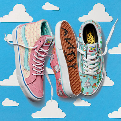 a5cd429d7a What s In The Vans x  Toy Story  Collection  The Disney Pixar .